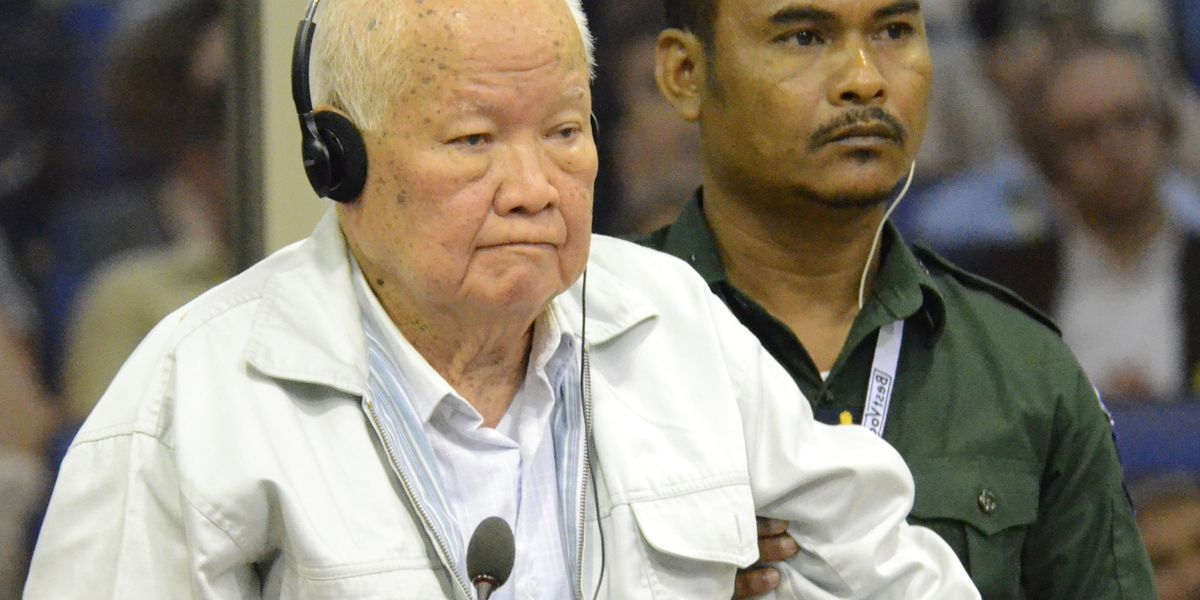 Experts weigh the record of Cambodia's Khmer Rouge tribunal