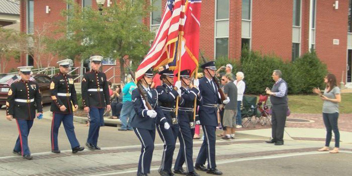 20th annual Veterans Day Parade rolls through downtown Long Beach