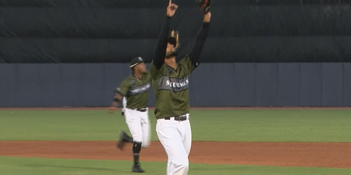 Biloxi Claims South Division Lead with 5-2 victory over Pensacola