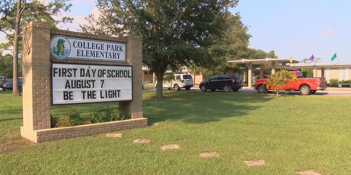 Pascagoula-Gautier School District welcomes students back for new school year