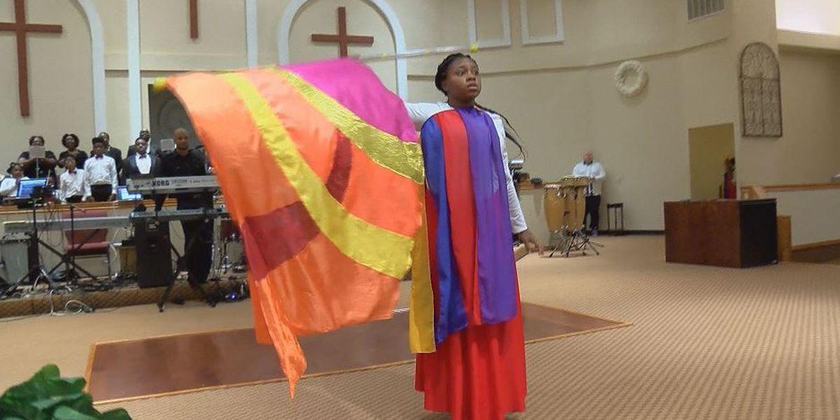 MLK celebration raises volume and spirits at gospel concert
