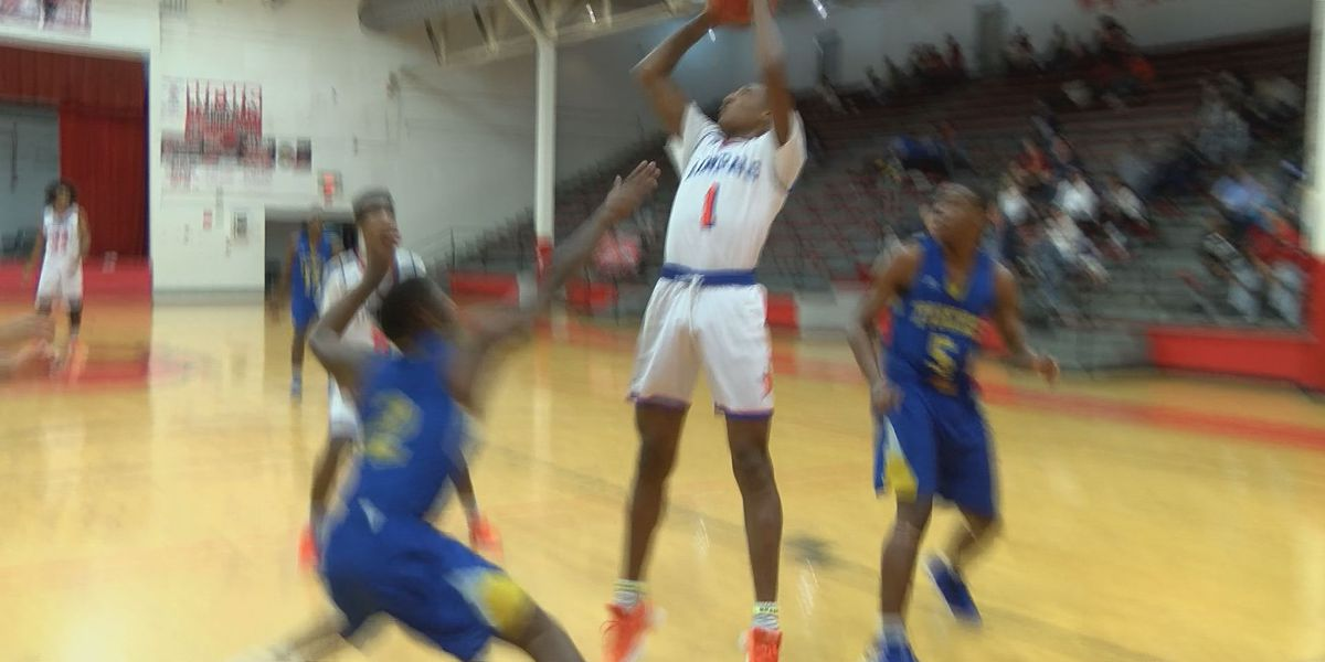 Admirals, Red Rebels roll in Harrison Central Thanksgiving Shoot-Out