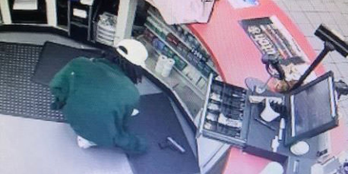 Deputies search for suspect in Gulfport armed robbery