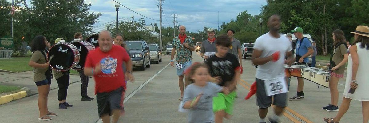Despite threat of rain, 3rd annual Hemingway Festival happens in Waveland