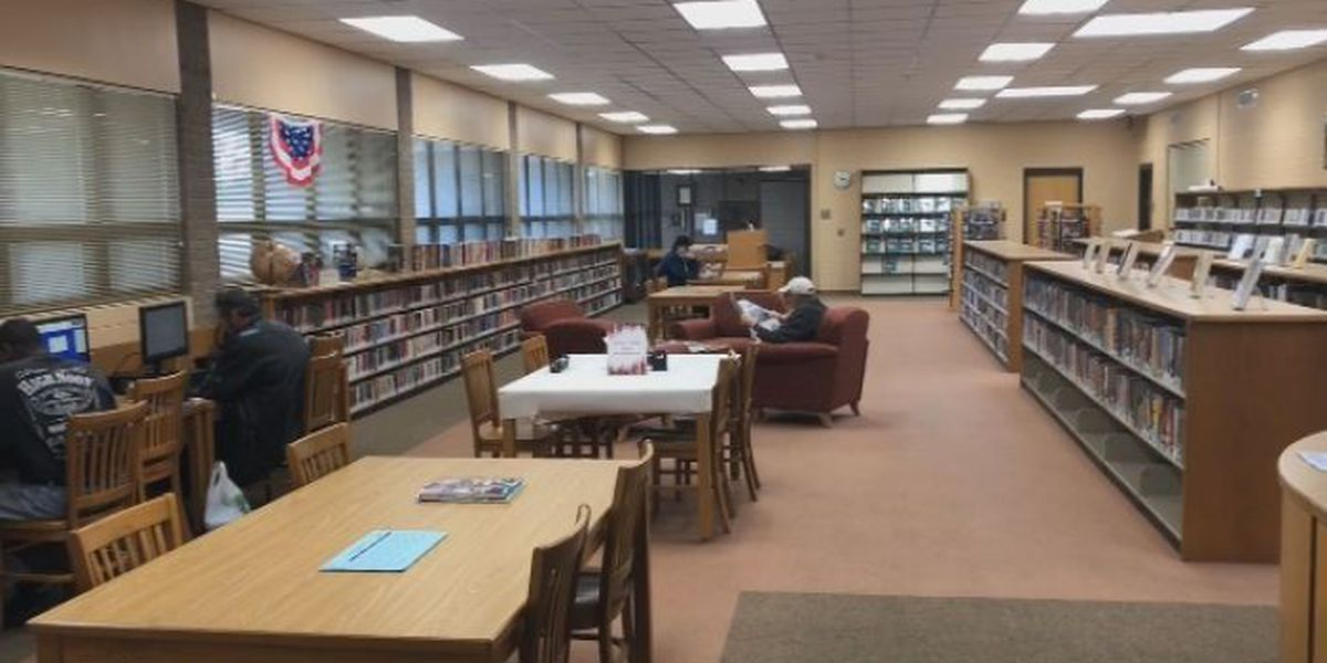 Beyond books: Today's libraries are about much more