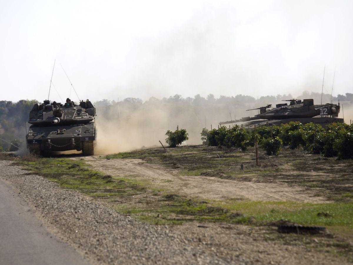 After cease-fire, Israel captures Gaza assailant on border