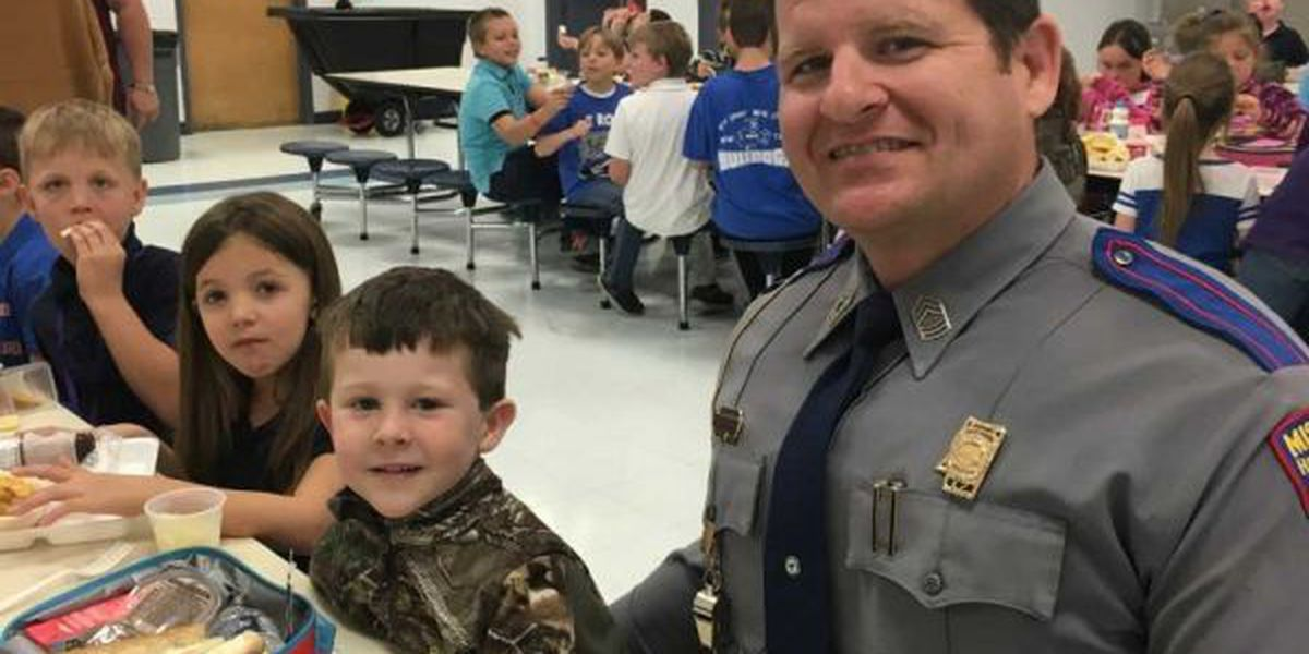 Law enforcement invited to eat in Jackson Co. School District