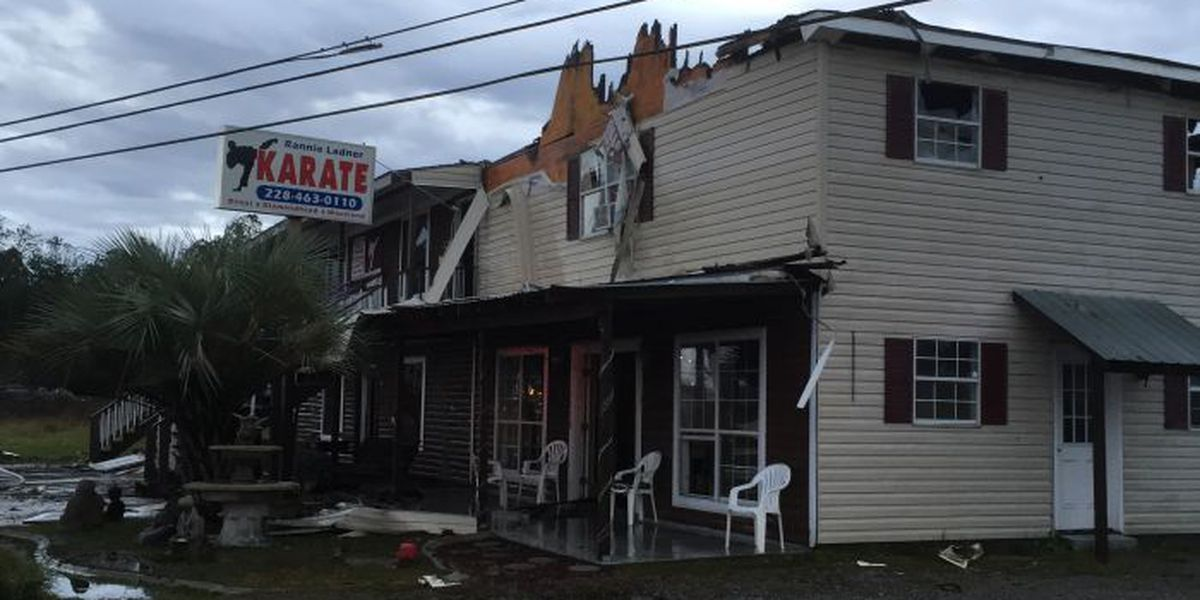 Fire destroys Waveland karate business and apartment