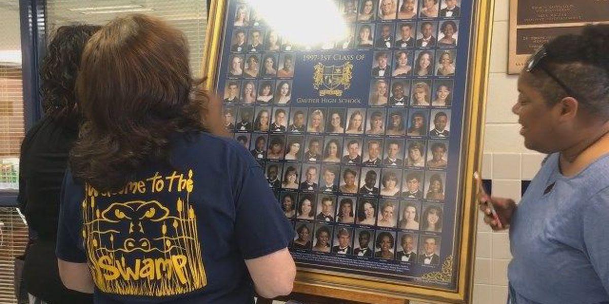 Gautier High School celebrates its first graduates