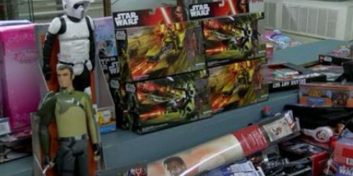 Toys for Tots program pleases parents