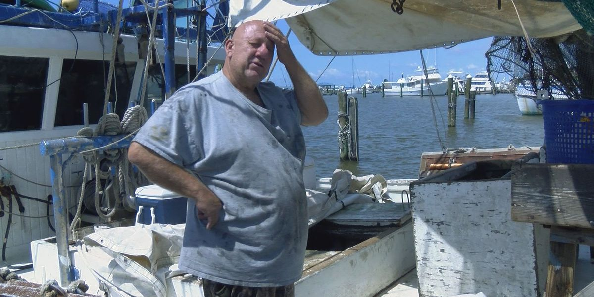 Shrimpers prepare for what they expect will be a dismal season