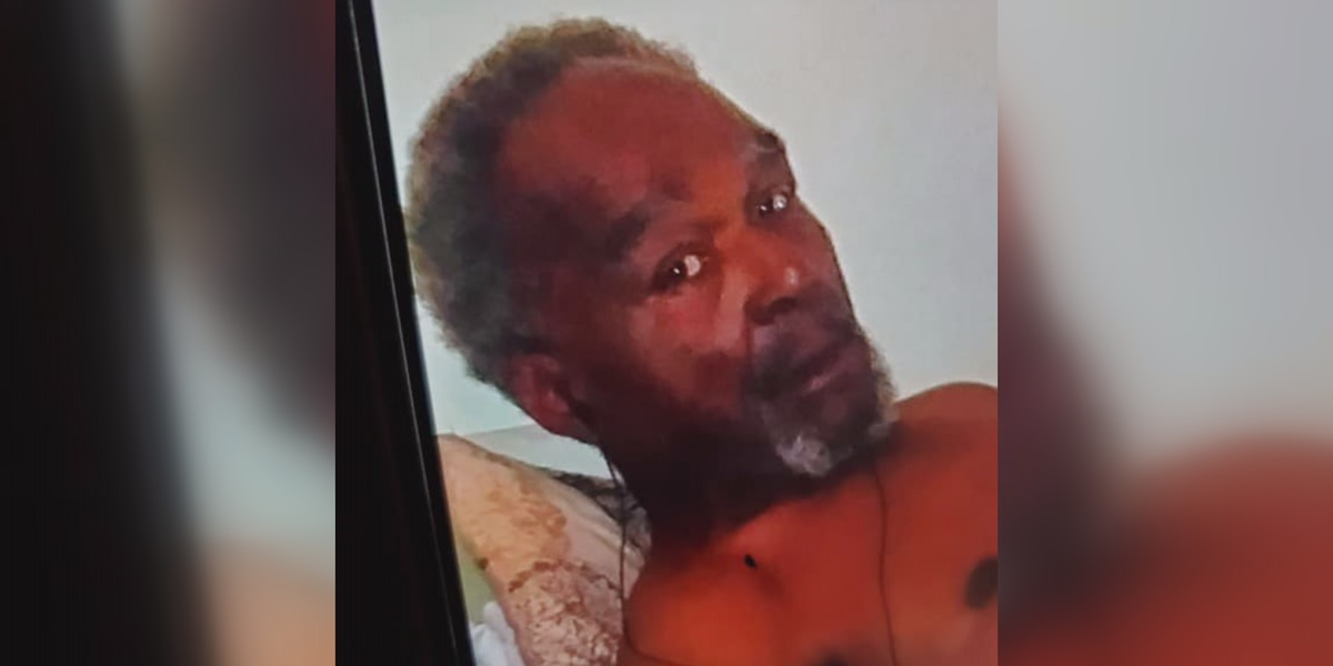 Silver Alert issued for missing 62-year-old Jackson man