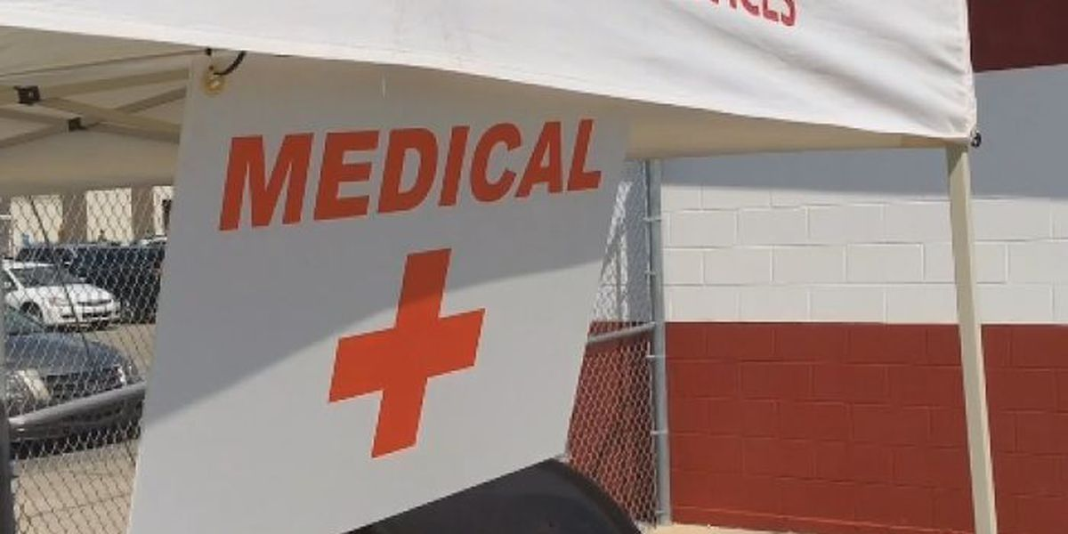 Heat sends 4 to hospital from Biloxi band competition