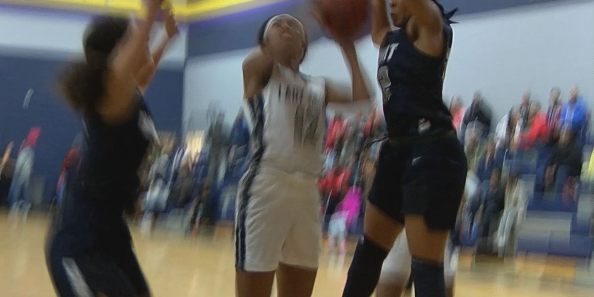 Lady Tigers Beat Alma Bryant in Booker Shootout