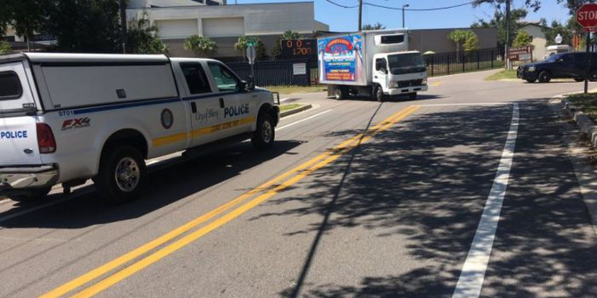 Police: Suspect carjacked seafood truck then elderly couple