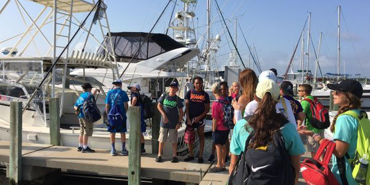 Angler Camp teens treated to the adventure of a lifetime
