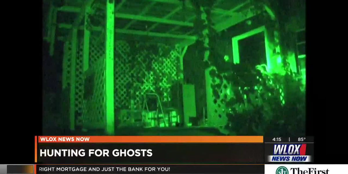 Biloxi team brings science to ghost hunting