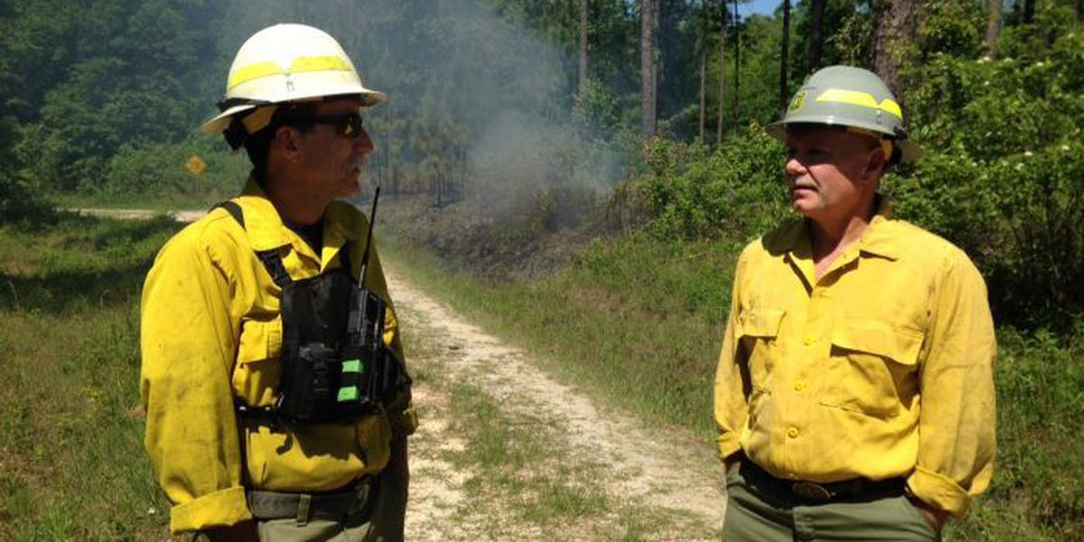 Firefighters return to burn 1 month after fatal accident