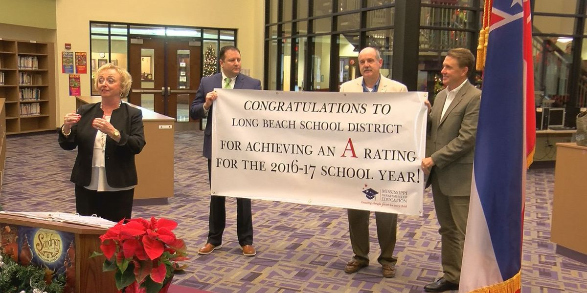 Long Beach schools recognized by state education leader