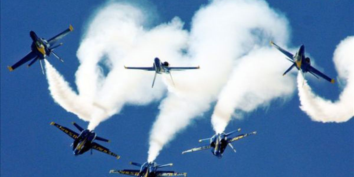 Spring air show returning to Keesler in 2015