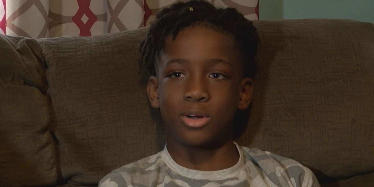 Boy diagnosed with sickle cell when he was four weeks old shares journey