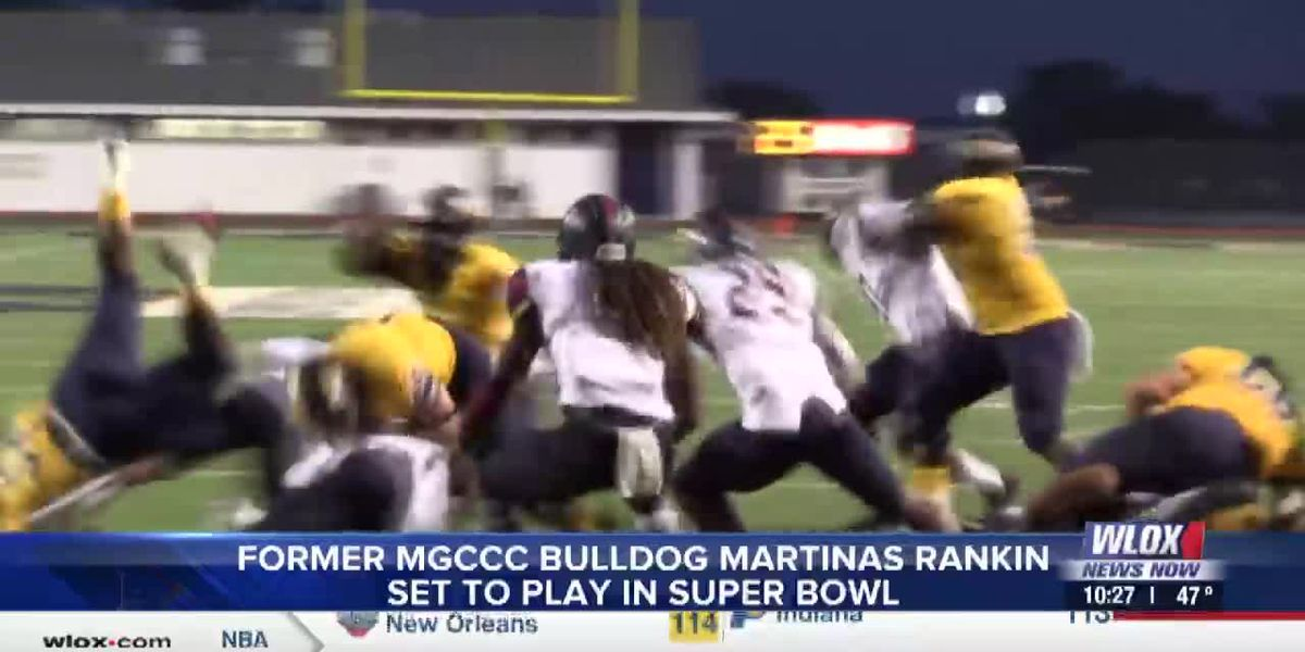 MGCCC's Martinas Rankin set to play in Super Bowl