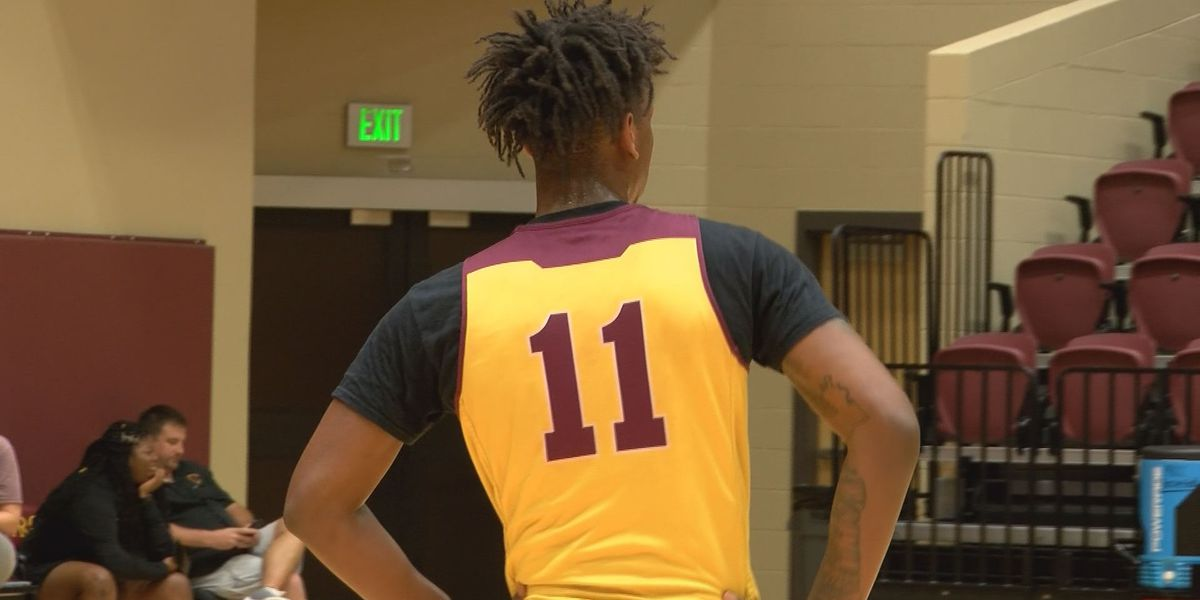 Fresh Start: Former LSU guard ready for opportunity with PRCC