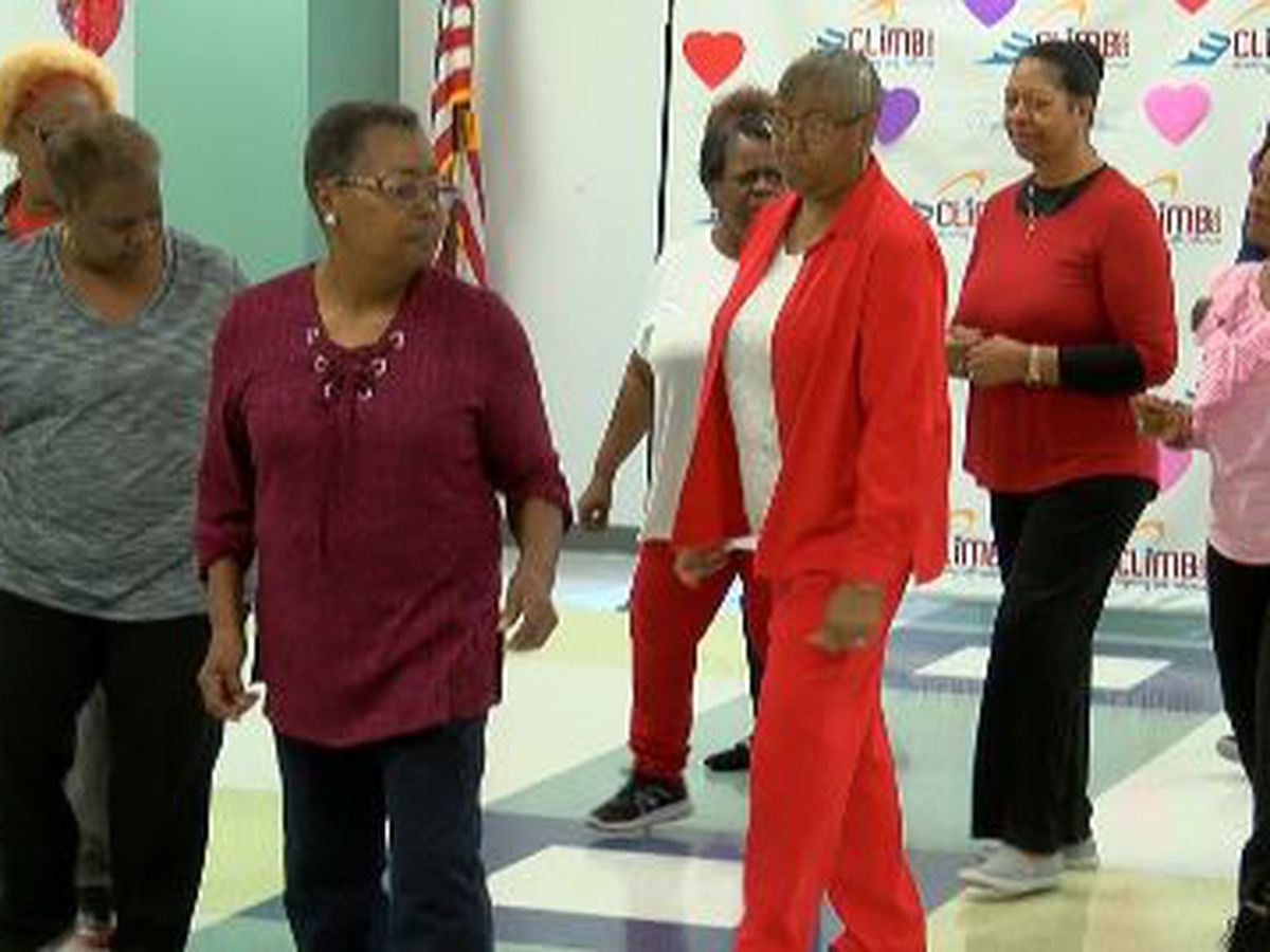 Senior Dance Series gets festive with a Valentine's Day spin