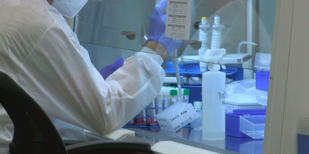 State leaders comment on decreased COVID-19 testing numbers