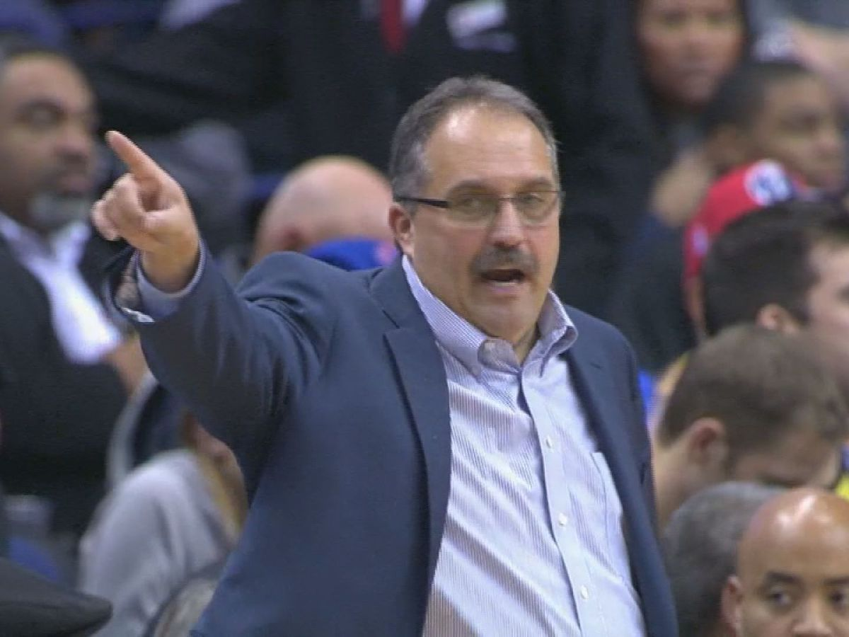 Pelicans hire Stan Van Gundy as new head coach
