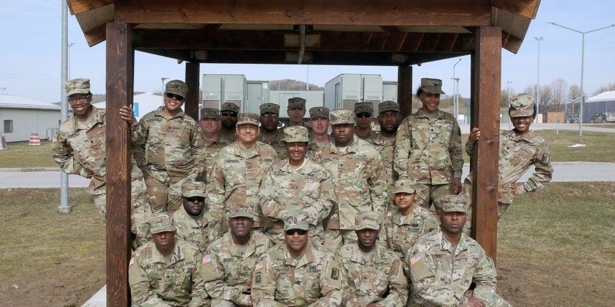 WATCH SLIDESHOW: Mississippi National Guard trains in Germany