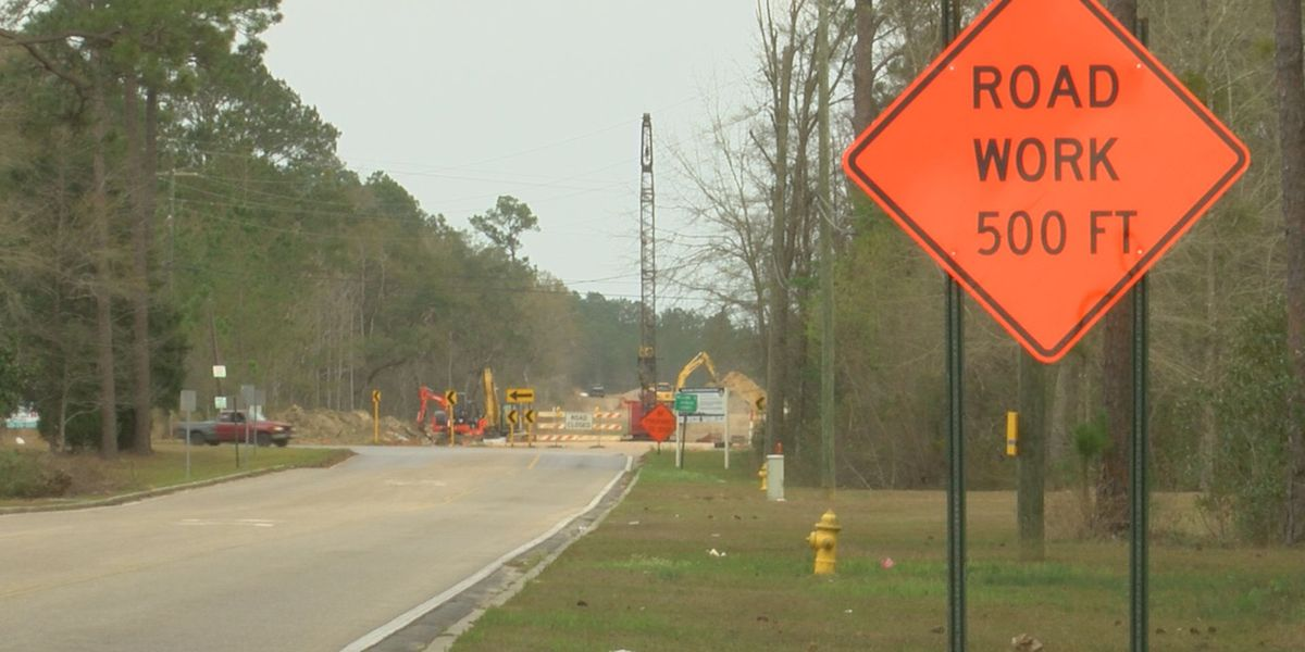 Expansion project to connect Jackson Co. to D'Iberville progresses on schedule
