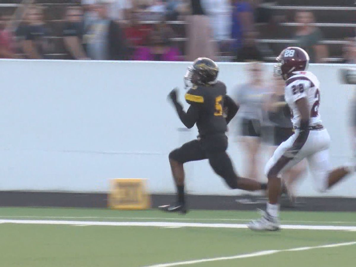 Baylor offers D'Iberville's Justin Walley