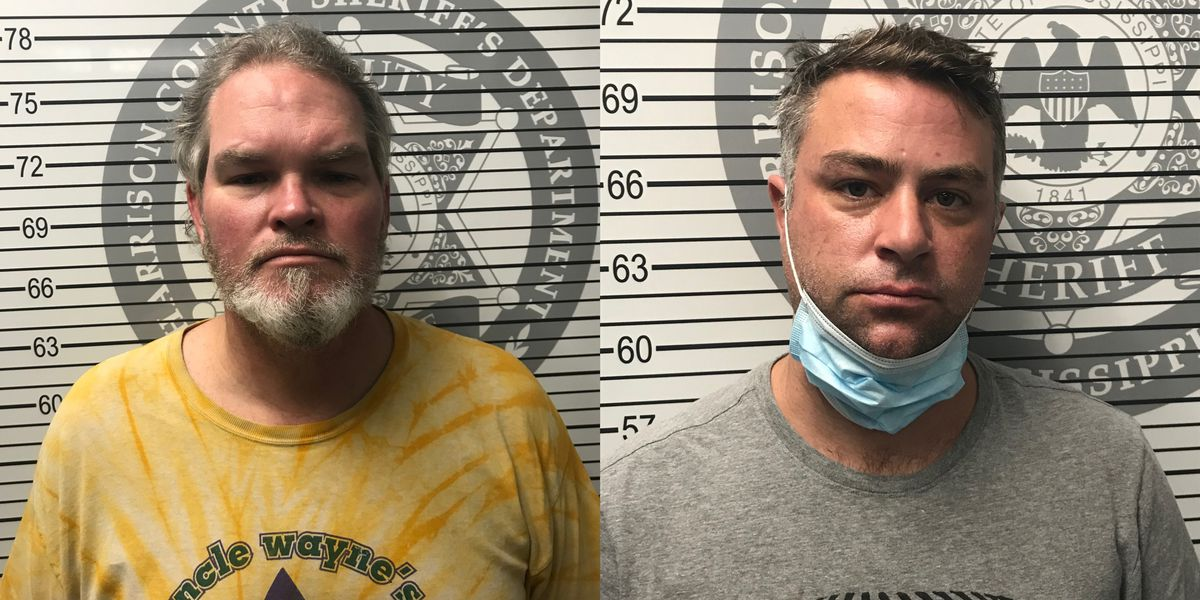 Two former Biloxi school maintenance employees arrested for fraud and embezzlement