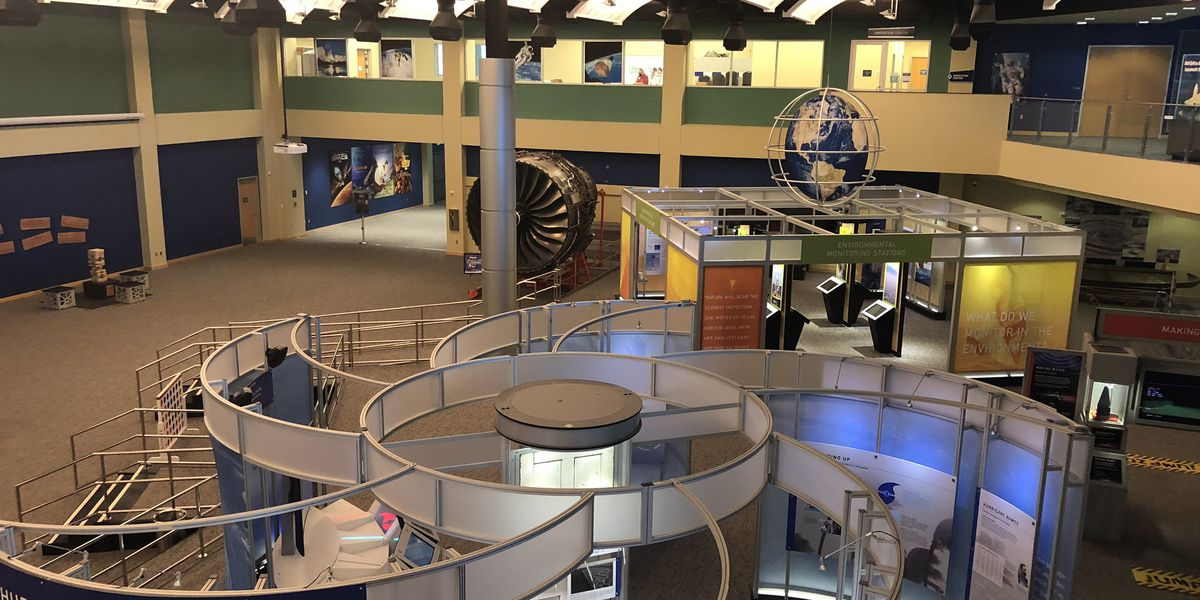 Infinity Space Center safely welcomes guests back