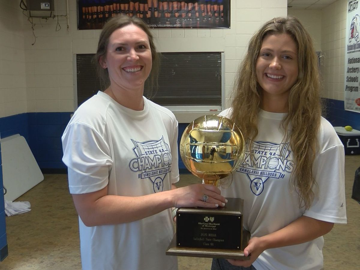 Four-peat Complete! Vancleave Bulldogs claim fourth Class 4A Title
