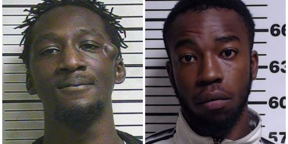 Two men arrested after Gulfport shooting