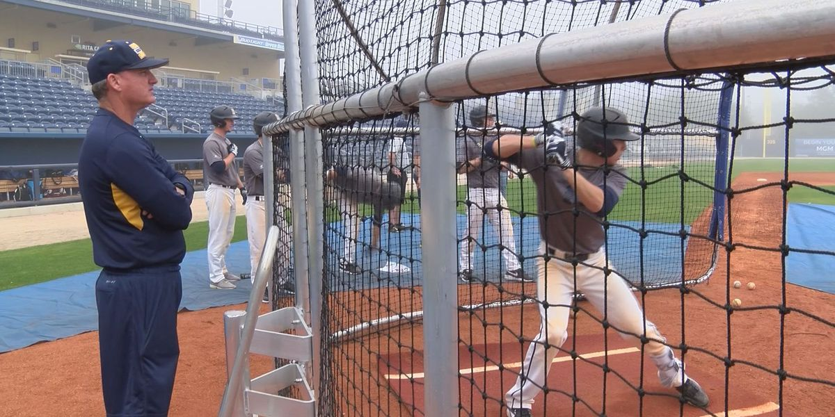 Second year of baseball at MGM Park starts with MGCCC