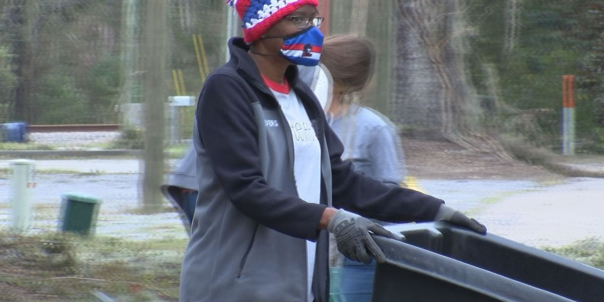 Pass Christian leadership team helps clean up public schools