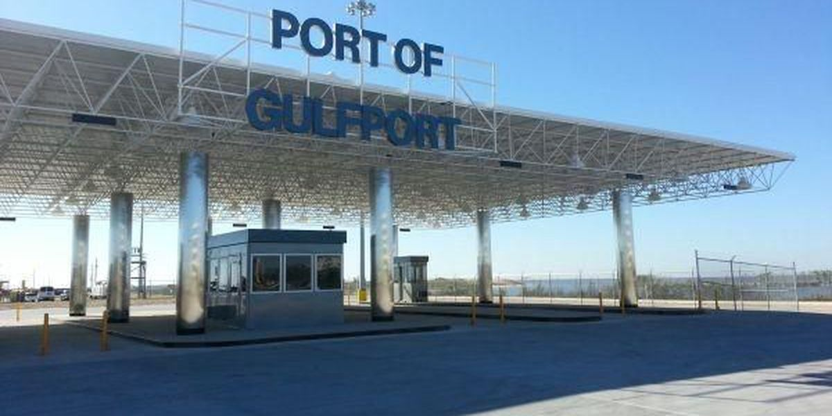 Port of Gulfport receives approval to expand