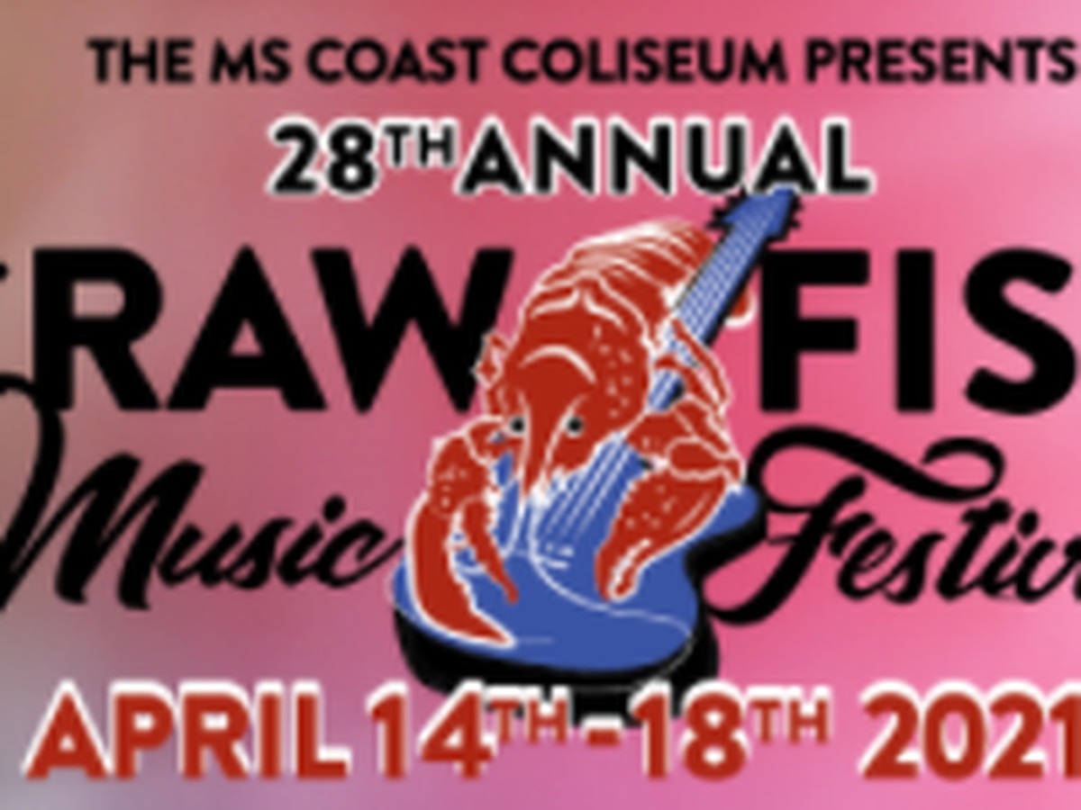 Coast Coliseum sees ticket sales soar as Crawfish Music Festival crawls closer