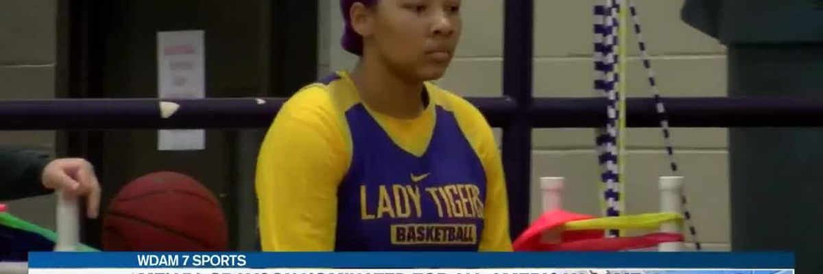 Hattiesburg's Melyia Grayson nominated to play in McDonald's All-American game