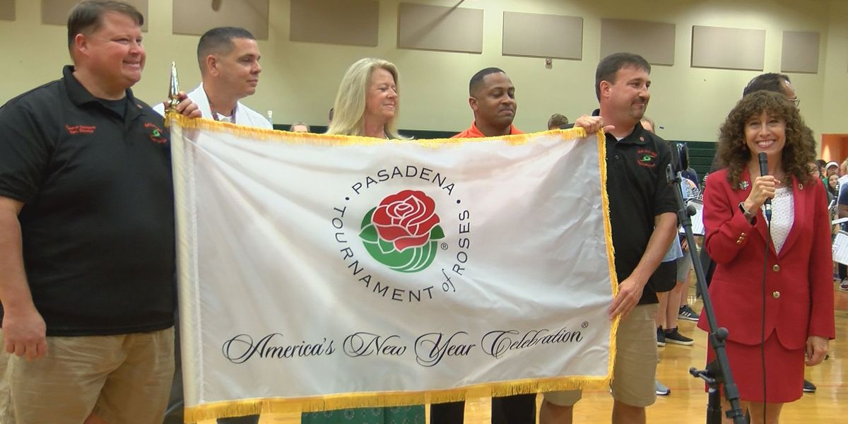 West Harrison High band to perform in the Rose Parade