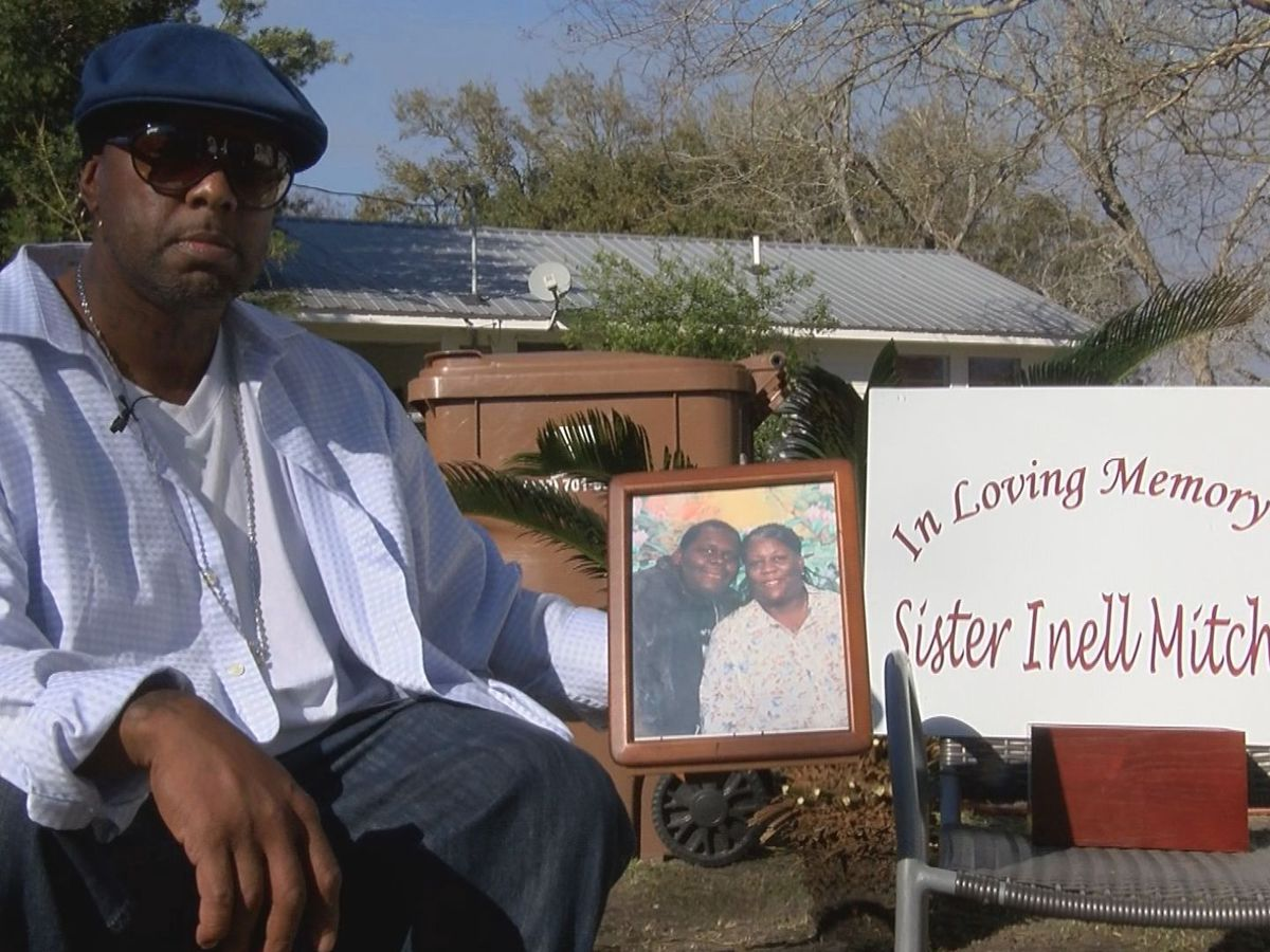 Biloxi family pleading for return of mother's stolen ashes