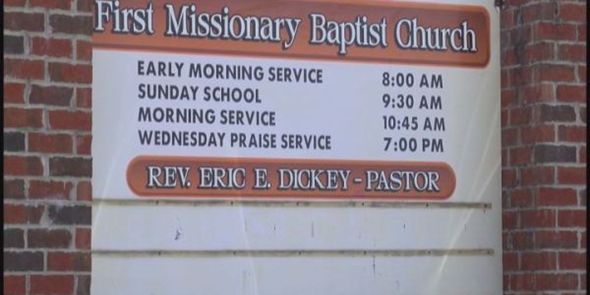 Biloxi church members say prayer is the answer to violence
