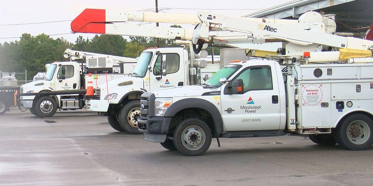 Mississippi Power storm team headed to Louisiana