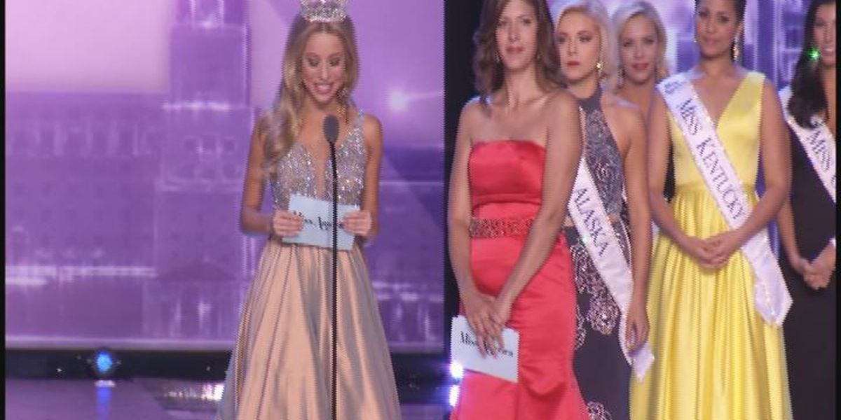 Miss America pageant airing on WLOX-ABC on Sunday