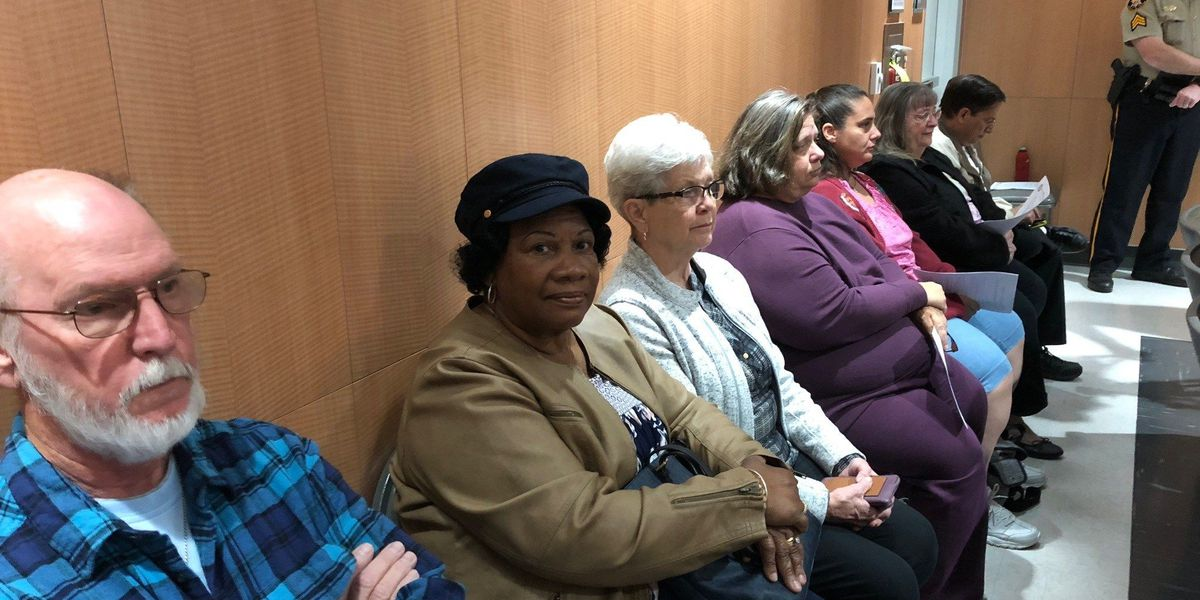 SRHS retirees express frustration over benefit cuts