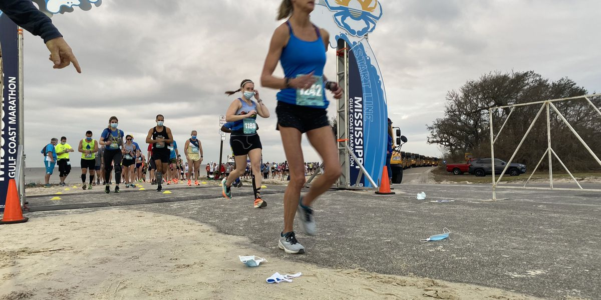 Gulf Coast Marathon weekend wraps up Sunday with full energy and excitement