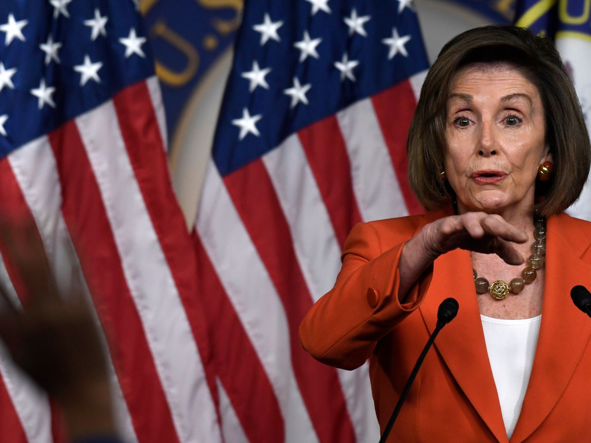 House will draft Trump impeachment articles, Pelosi says